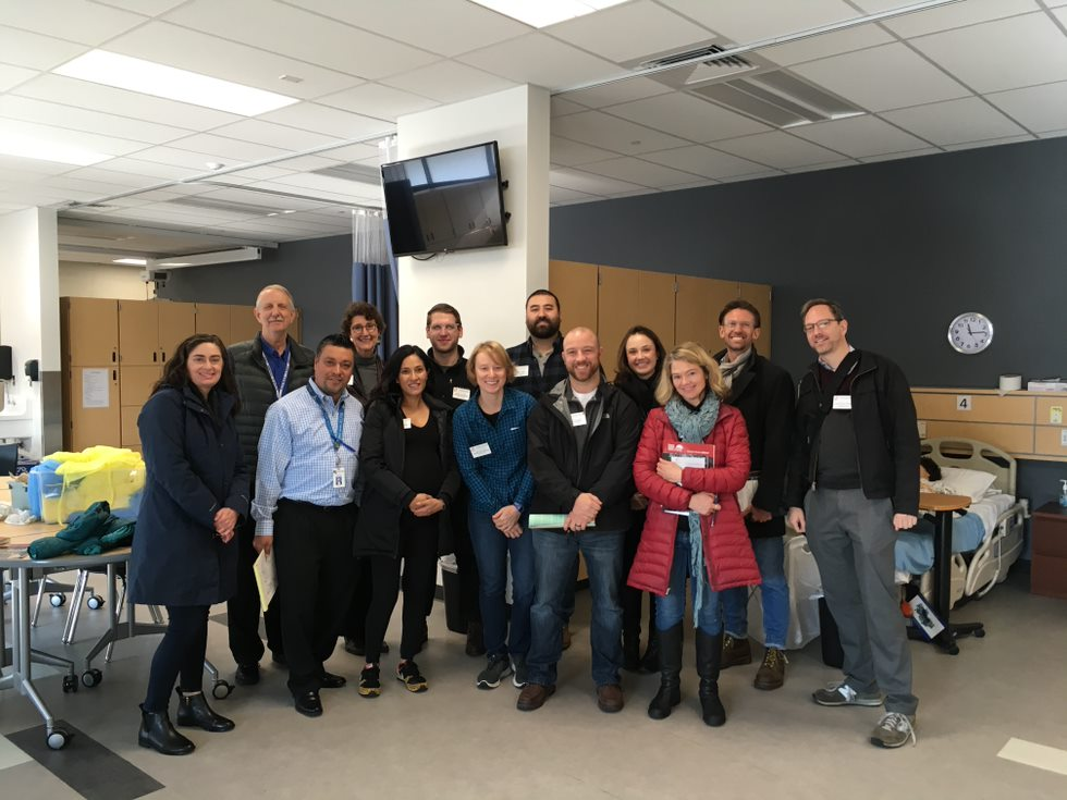 Site Visit: Puget Sound Skills Center. This school provides hands-on, experiential learning with real career training for fields such as nursing
