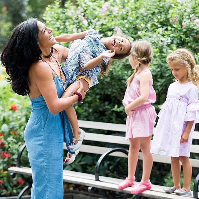 HAPPY MOTHER'S DAY!!! Today I am thrilled to be launching The Present Mama interview series with the incomparable Patricia Moreno, founder of Spiritual Fitness, creator of the IntenSati Method, and mom of 3 beautiful girls! (Also a fellow twin mama 👭). Patricia has been my mentor and one of my greatest teachers over the past 10 years. Simply being in her presence makes you feel inspired and uplifted. Every time I leave her class, I feel 10x happier, stronger, more connected to me and am able to go home with a full tank. She taught me the beautiful gift of giving to myself first so I can give to my family, so I can be more present and calm in the face of chaos. So today I give YOU mamas the gift of Patricia's wisdom, her tips, tools, and advice on how to experience more joy in motherhood sans judgment and with a whole lotta forgiveness. www.joannaloewi.com/patricia-moreno. Link also in bio. Thank you @patriciamoreno33 for teaching me how to not only be a better mom but how to move through life as the best version of me. I love you dearly and am so grateful for ALL you do! #presentmama #thepresentmama #presentmamainterviewseries #momlife #twinmama #twinmom #intensati #satilife #momcoach #coachformoms #lifecoachformoms #happymommy #happymama #happymothersday