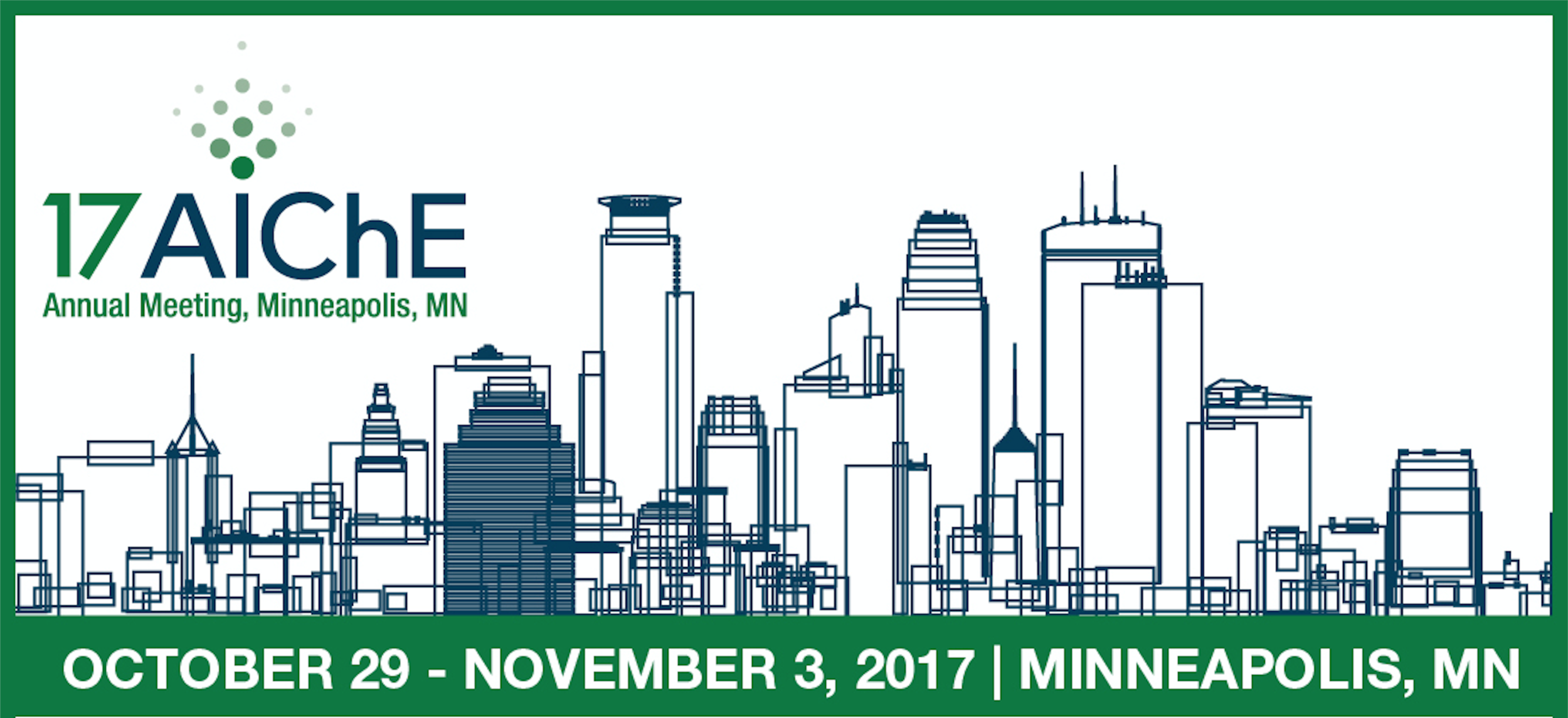 Habiba presented at the Annual Meeting of the American Institute of Chemical Engineers in Minneapolis in November 2017.