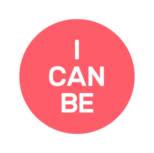 I Can Be Logo - Red.png