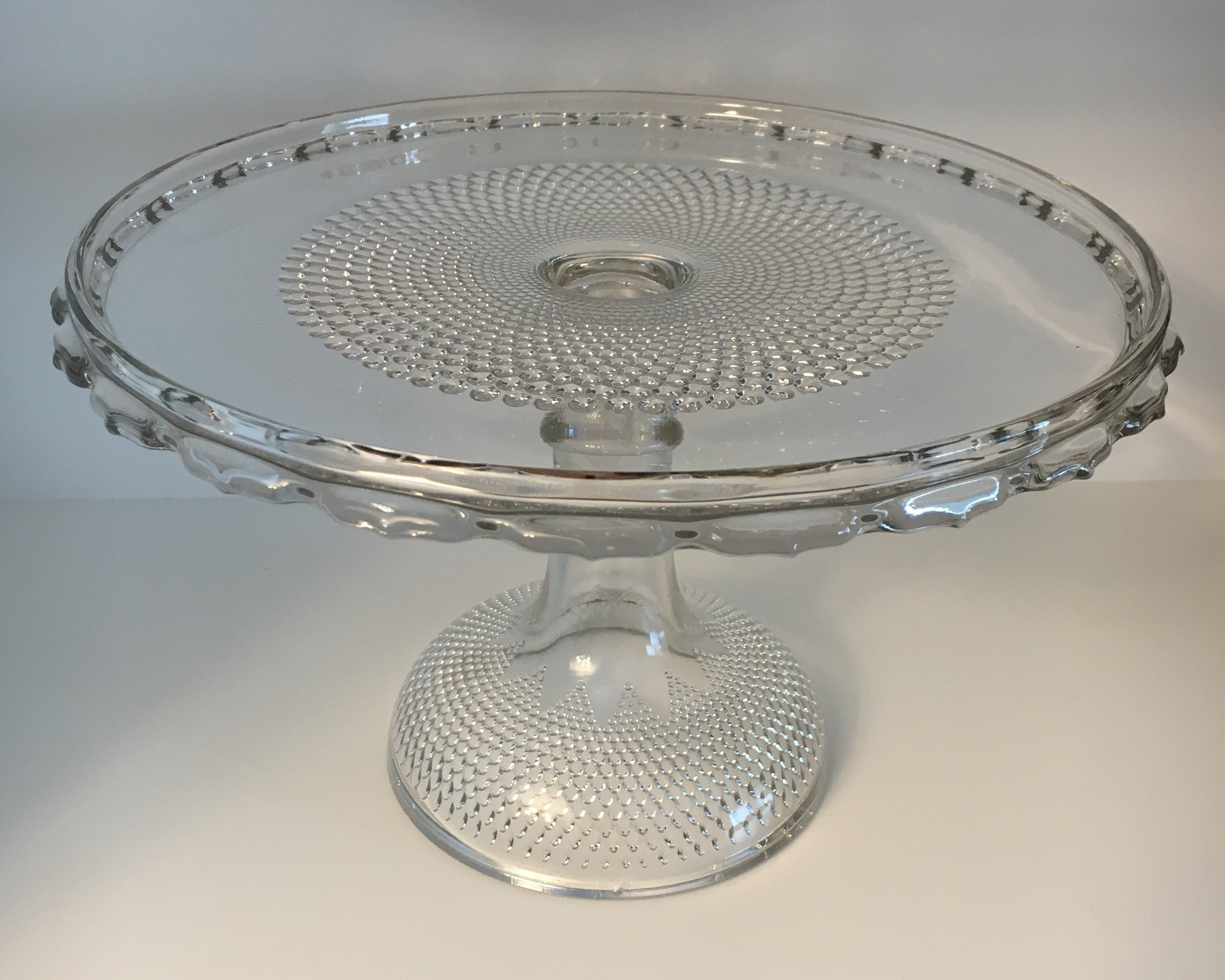 Dewdrop with Star Cake Stand