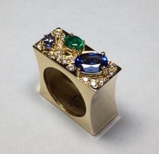 Carlton's Tanzanite Ring.jpeg