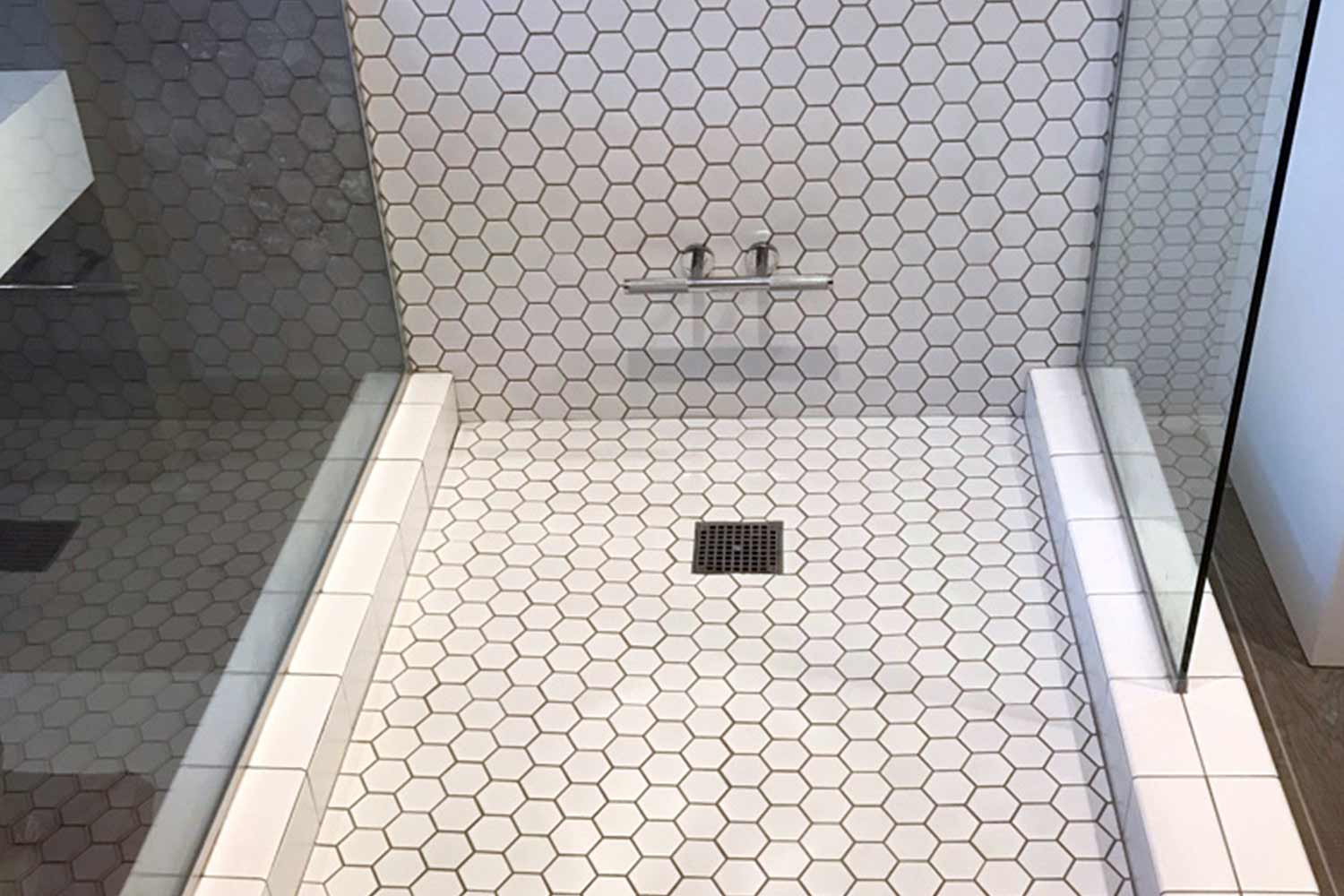 CLEANING & SEALING - Our extensive restorative process will make your tile, grout and natural stone look sparkling clean, a result that can only be attained through professional tile and grout cleaningSEALX provides tile and grout cleaning and restoration service blends our deep-cleaning process and our advanced grout sealing techniques that not only cleans and restores your tile and grout to a more attractive condition, but also waterproofs your grout for additional protection.* FLOOR WALLS * COUNTERTOPS & VANITIES * BATHROOMS & SHOWERS * DRIVEWAYS & PATIO * INTERIOR & EXTERIOR * RESIDENTIAL & COMMERCIAL