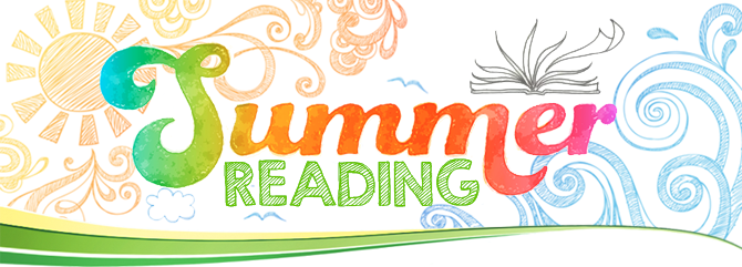 Click here to see the Summer Reading List! -