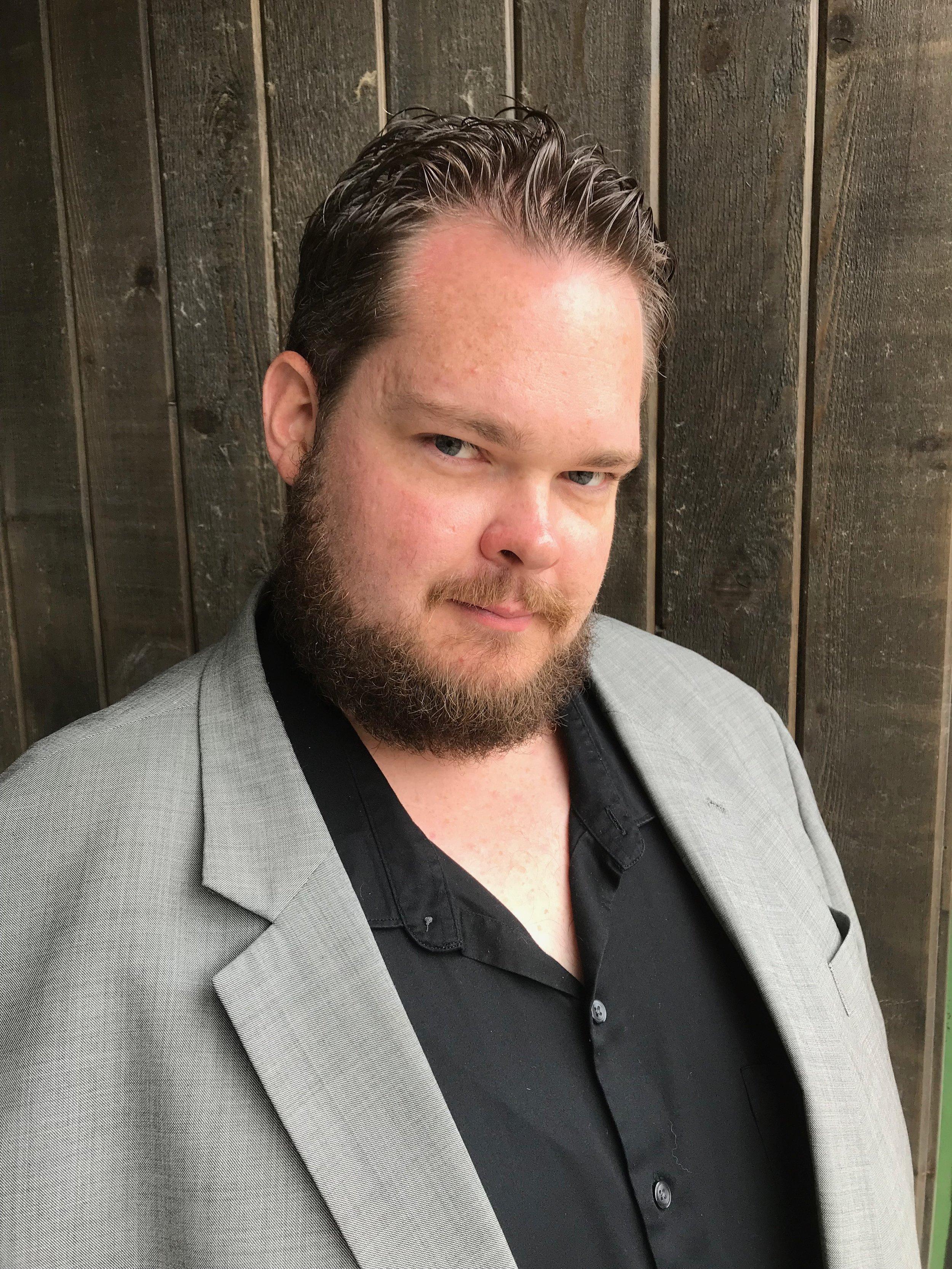 Shaun McGrath - Tenor