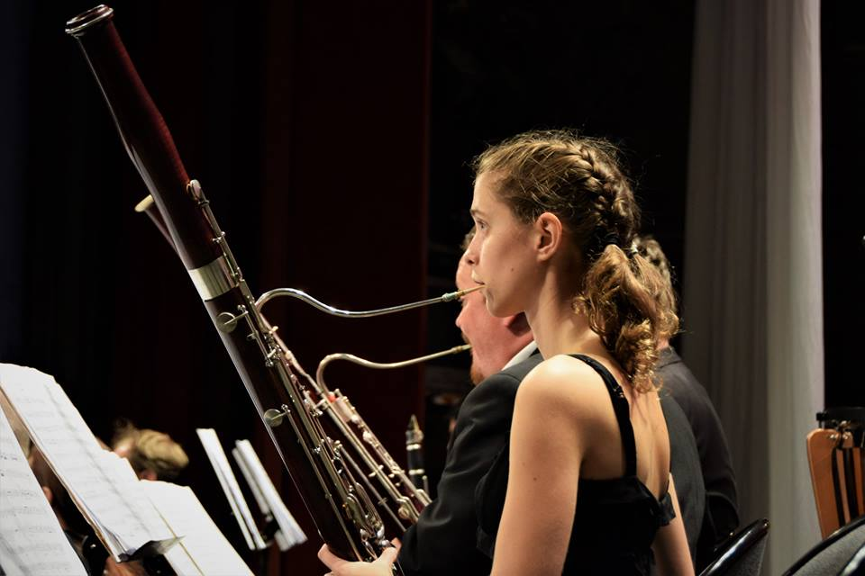Francesca Panunto - Bassoon