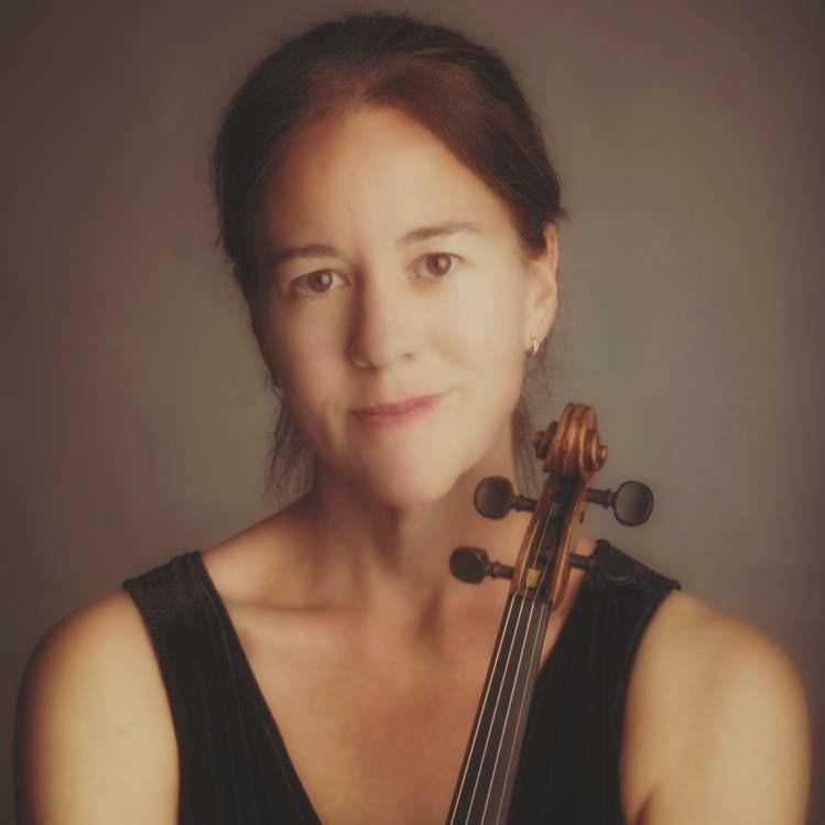 Mary Beth Woodruff - Violin