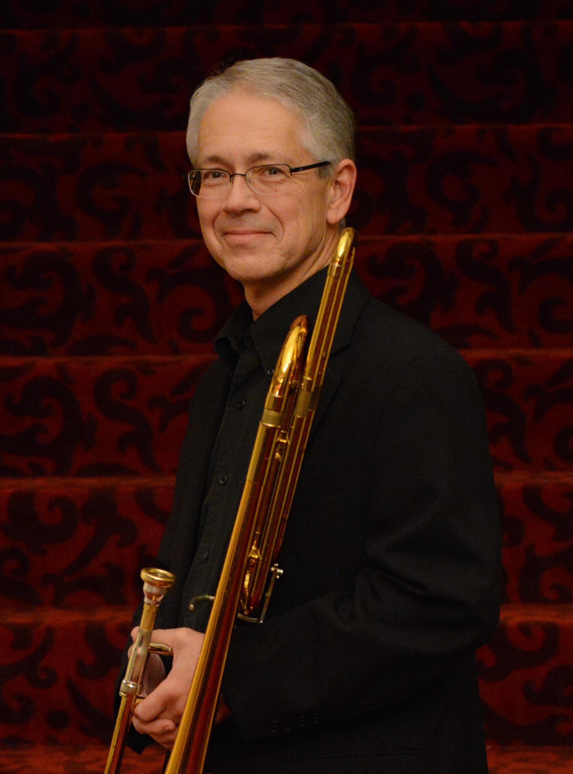 Ben Smar - Trombone
