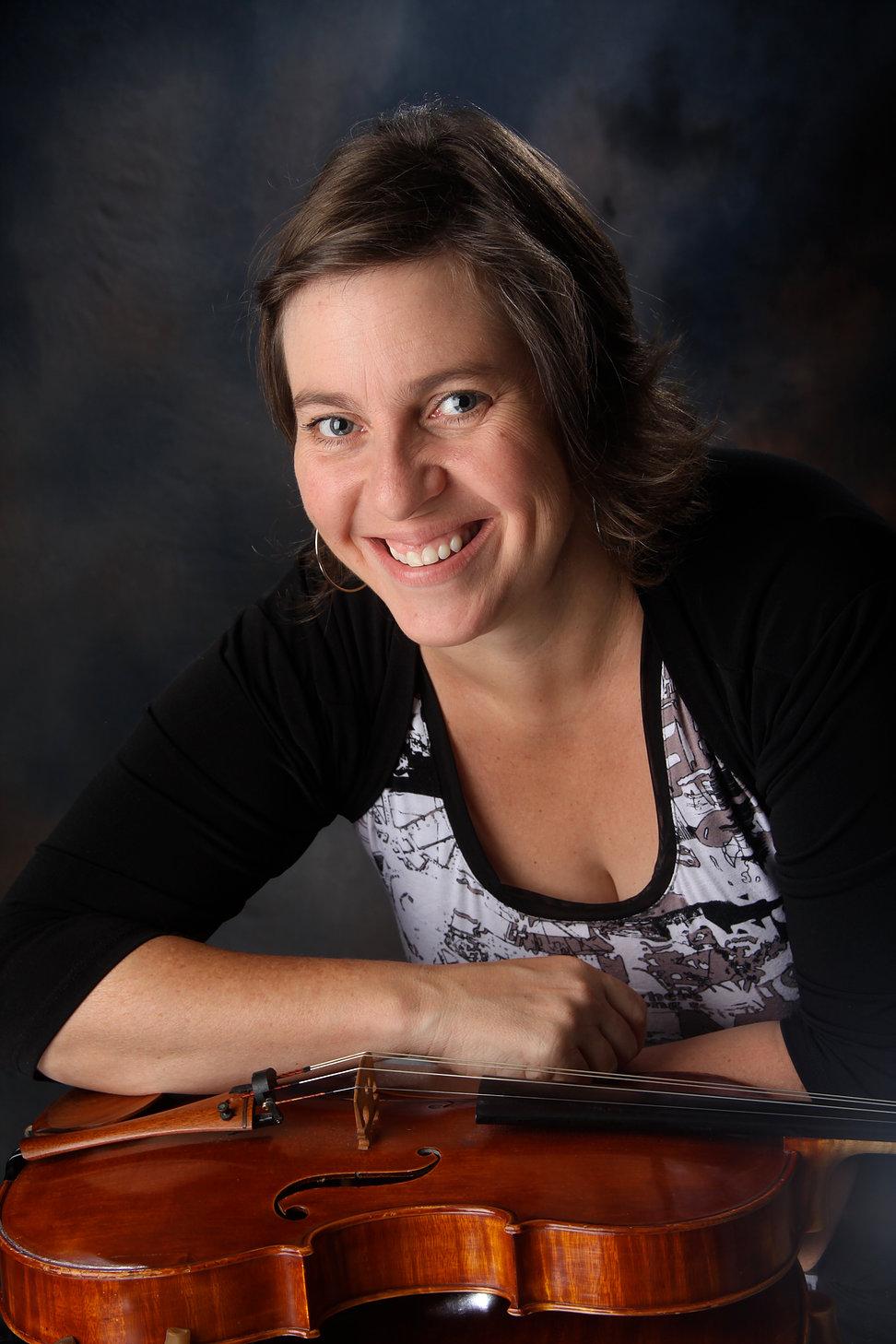 Susan Kirchhausen - Viola