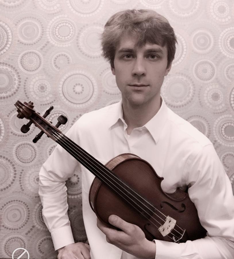 Anton Boutkov - Viola