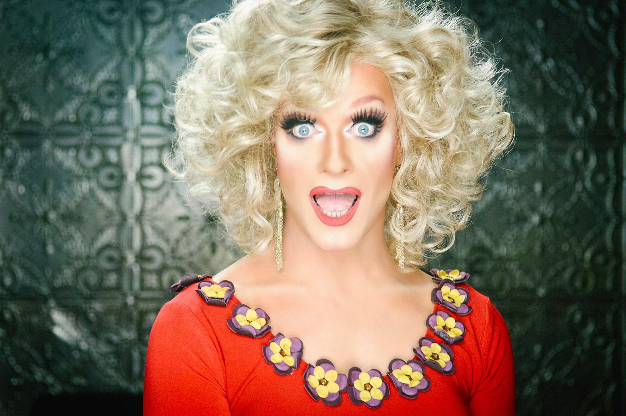 Ireland's much-loved drag queen Panti Bliss.