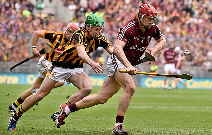 The hurlers of Kilkenny and Galway will go head to head at Sydney's Olympic Park.