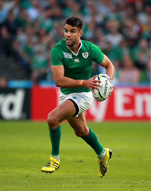 Conor Murray is now widely considered to be the world's top scrum half.