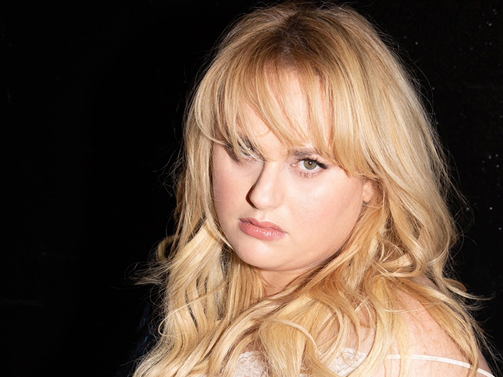 Rebel Wilson is a big fan of Martin McDonagh's work.