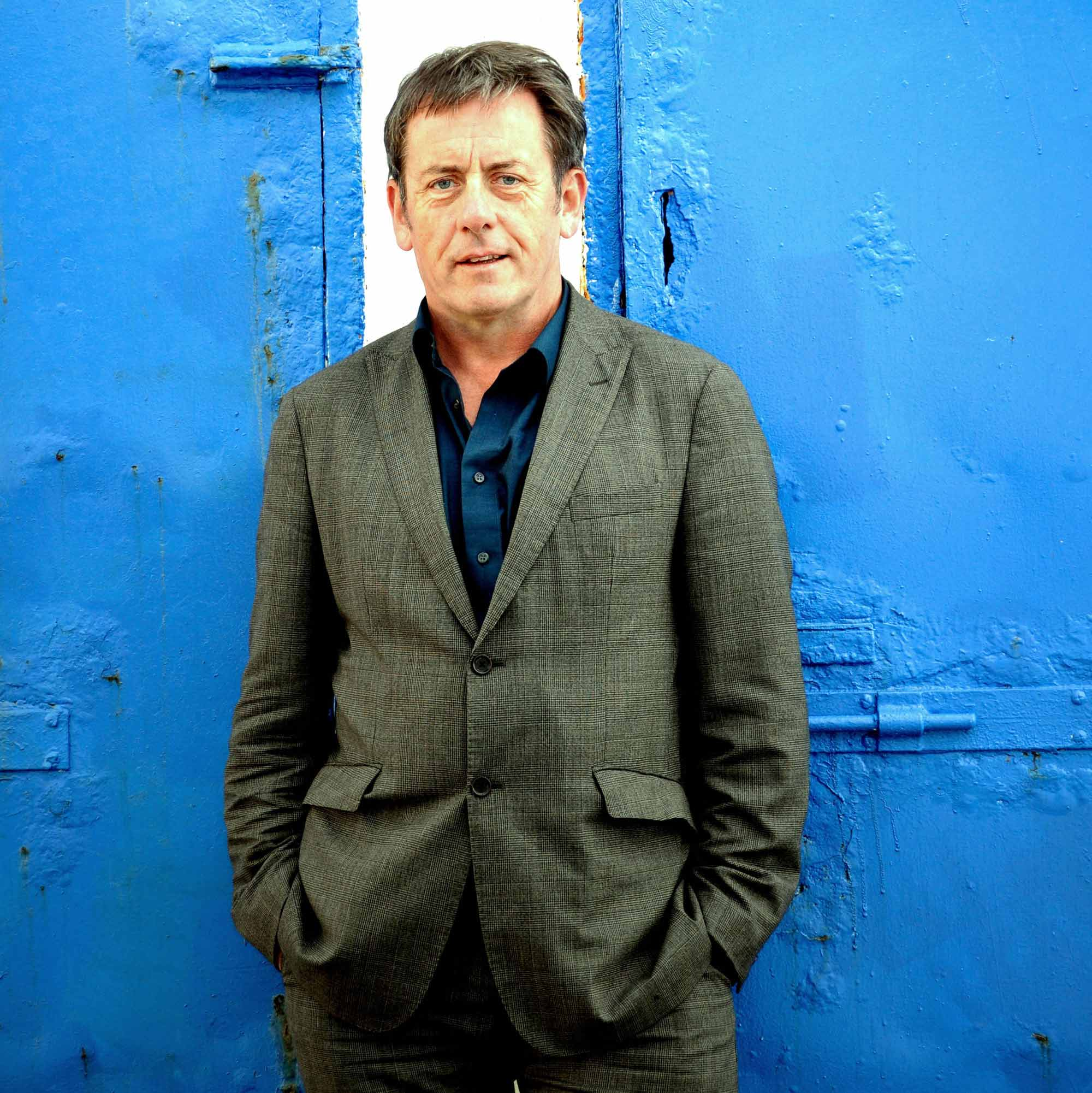 Luka Bloom returns to Australia after a four-year absence.