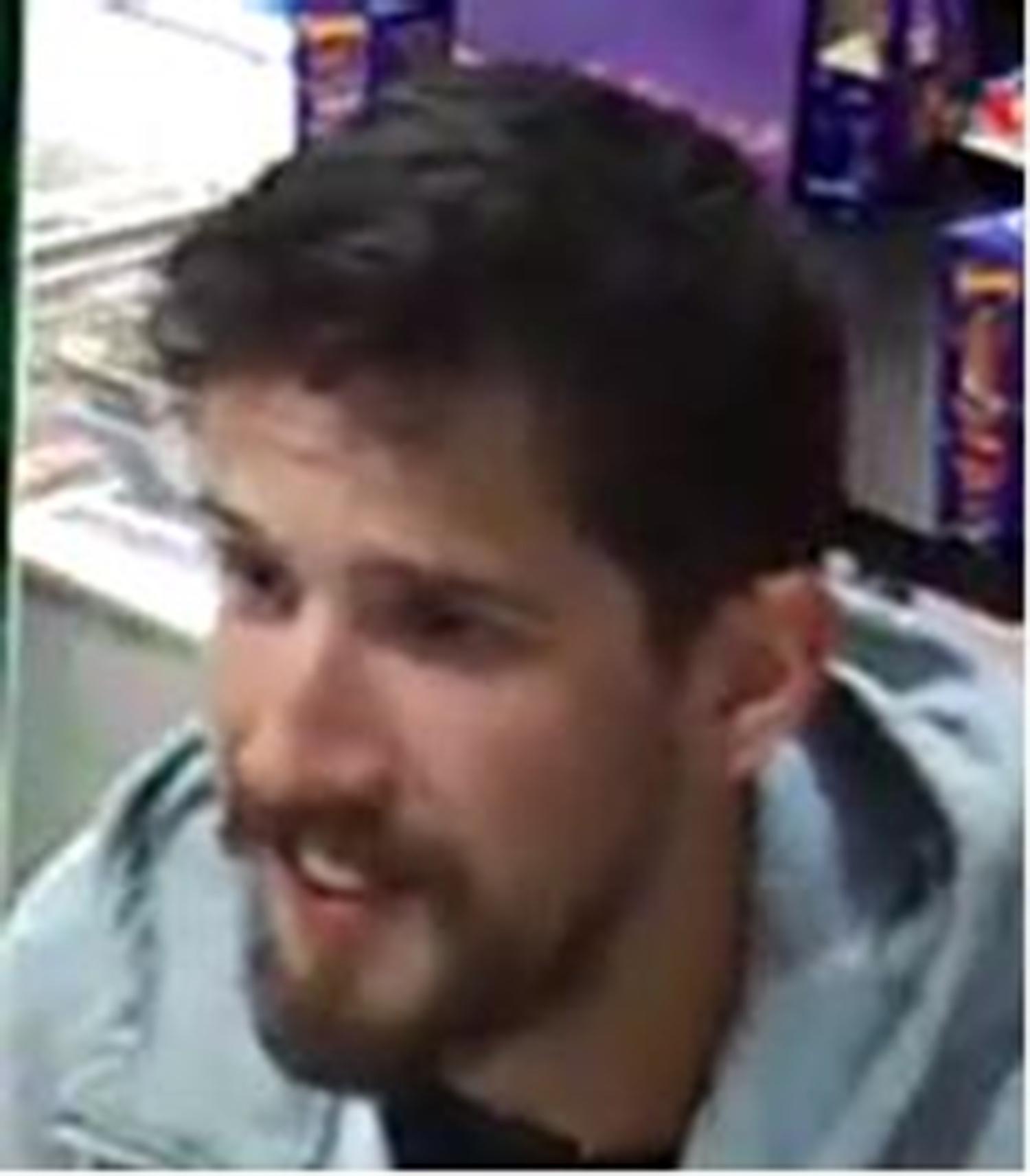 Jack Harvey, 26, was arrested in Broken Head.