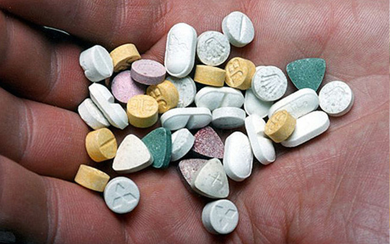 An Irish tourist has escaped conviction after being arrested with ten MDMA capsules.
