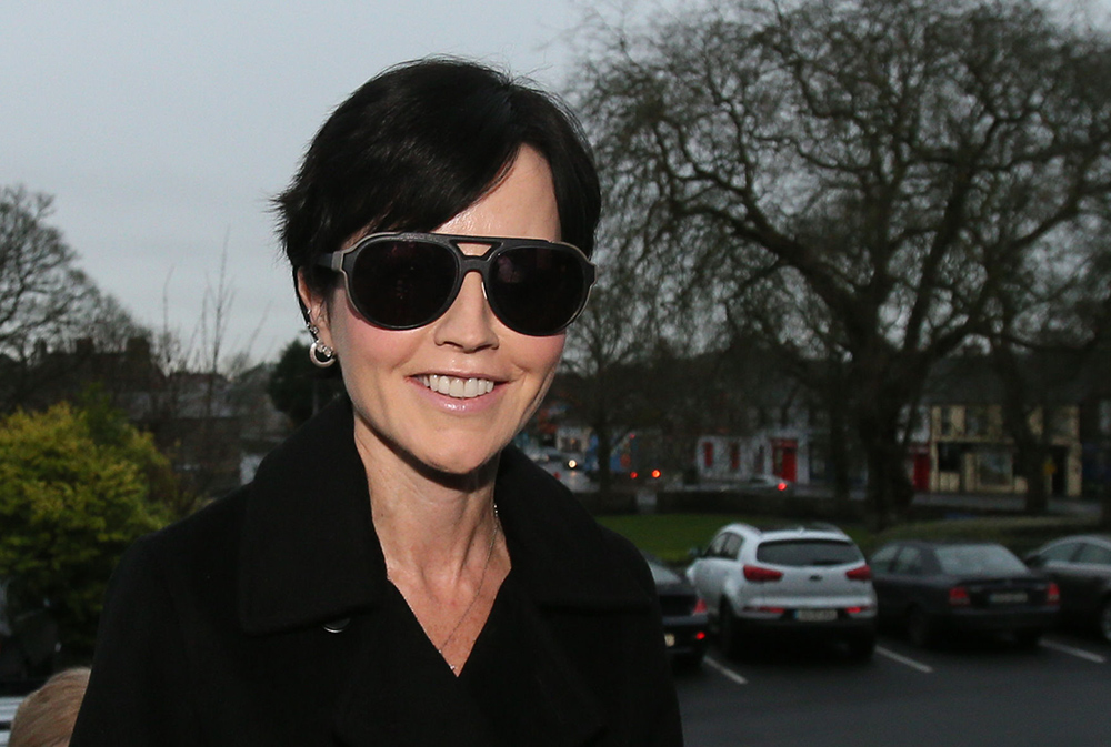 Dolores O'Riordan's death in January 2018 was mourned around the world.