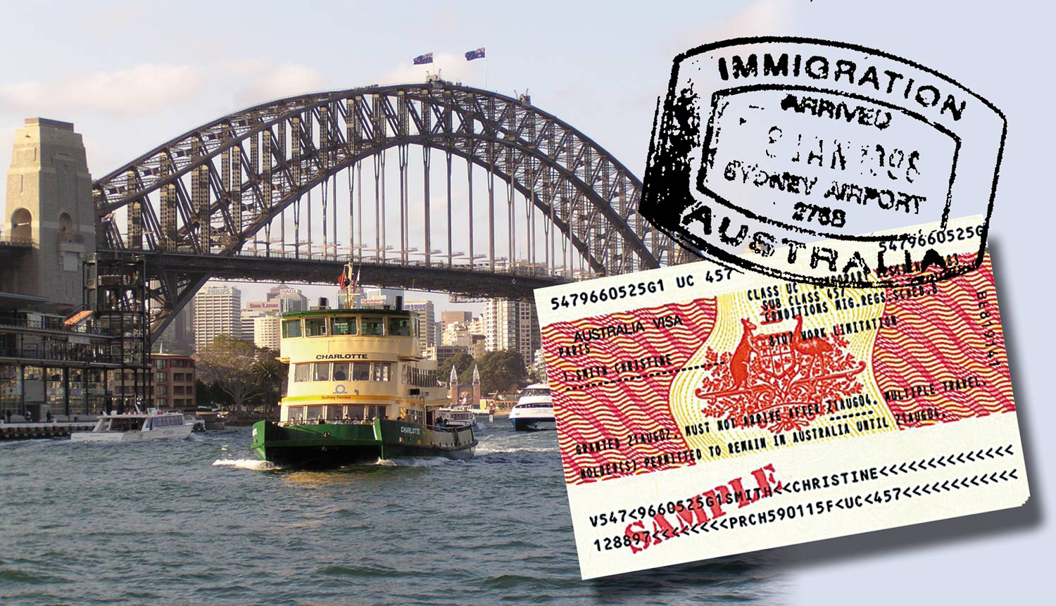 The new 870 visa allows Australian residents to 'sponsor' their parents to come to Australia for up to five years.
