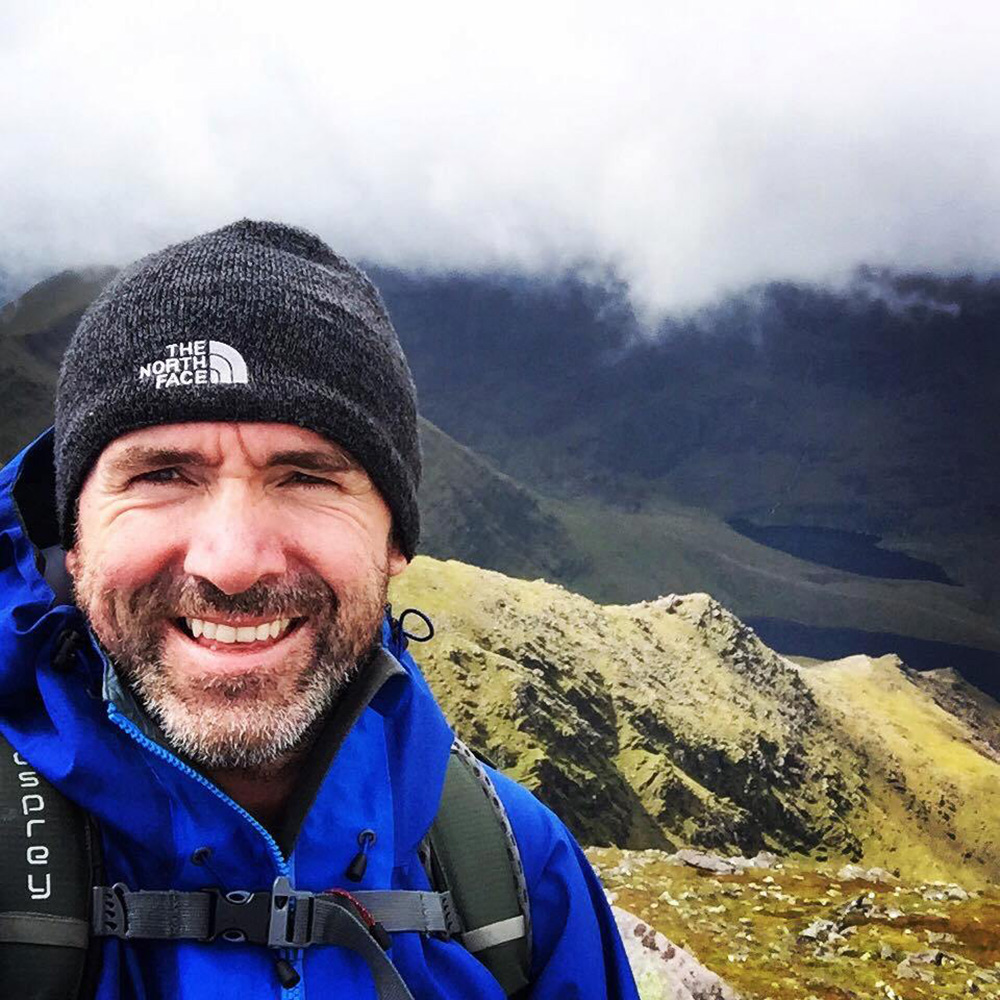 Wicklow climber Seamus Lawless is missing on Mt Everest