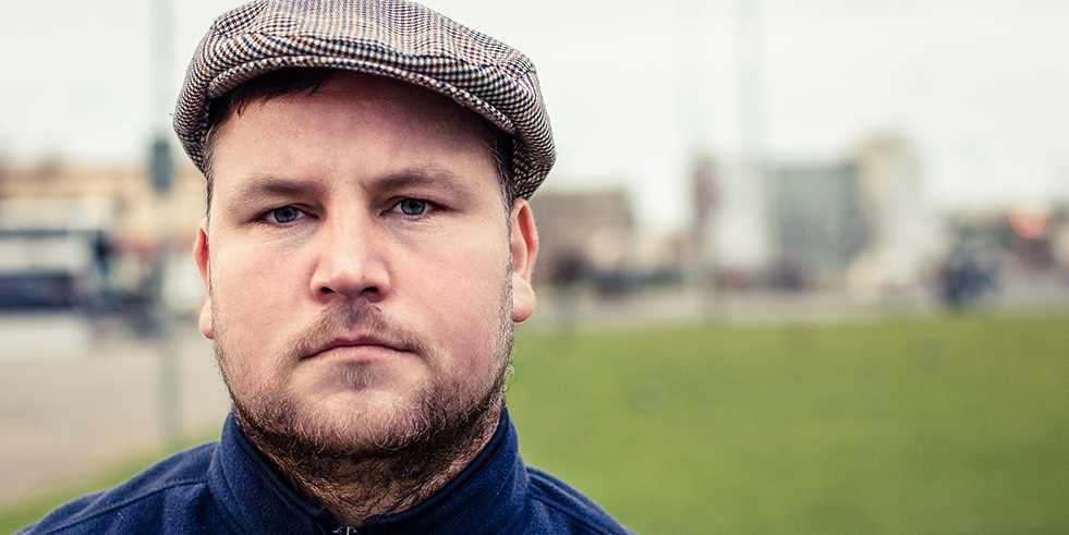 John Connors is bringing his one-man stage show to Australia.