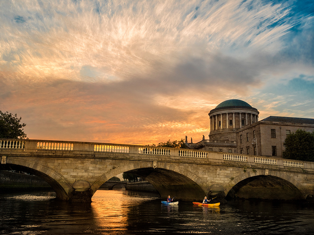 Dublin is becoming a more expensive place to send expat workers.