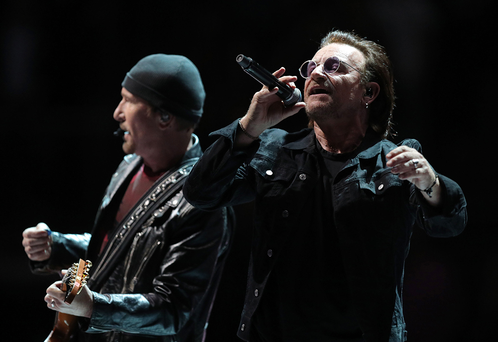 Bono and The Edge: 'It's going to feel like a homecoming'