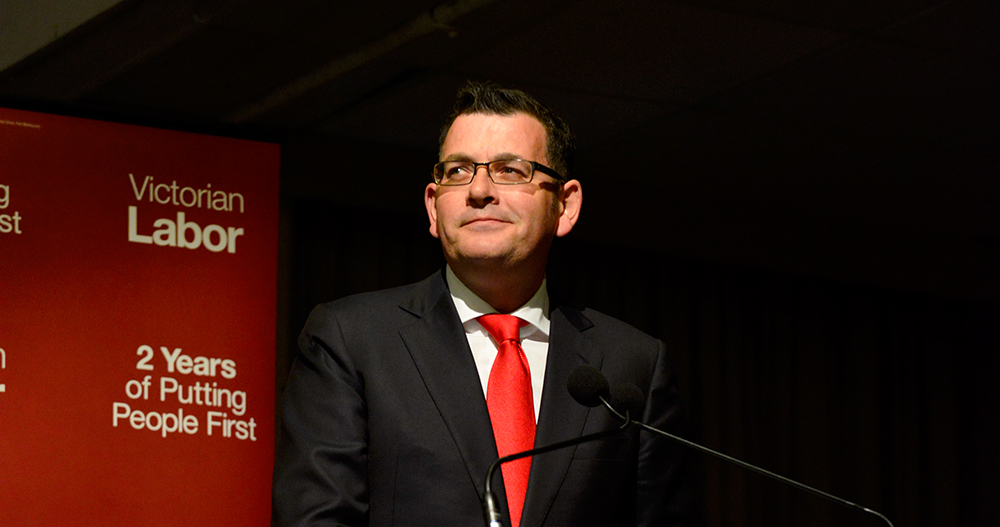 Premier of Victoria Daniel Andrews says the Hydes should be allowed to stay in Australia.