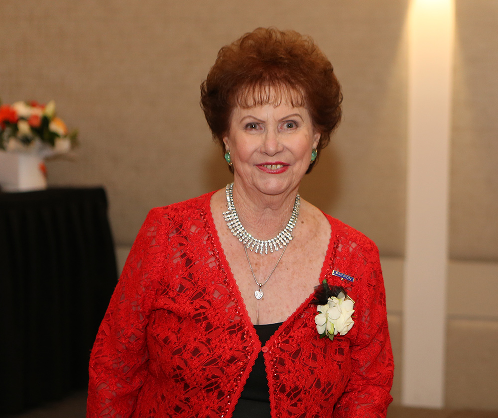 Jan Currie-Henderson has received an OAM for her 60 years of service to Irish dancing.