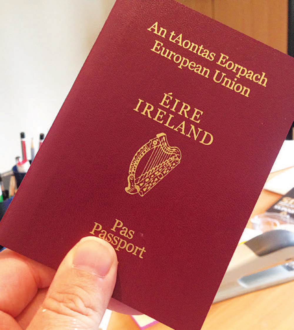 In order to apply for Irish citizenship, a judge has ruled that applicants must not leave the country for twelve months beforehand.