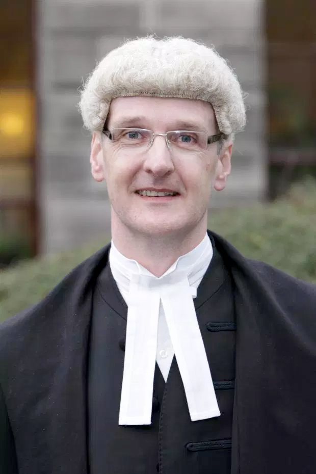 Justice Max Barrett has conceded that his judgement 'may seem unfair'.