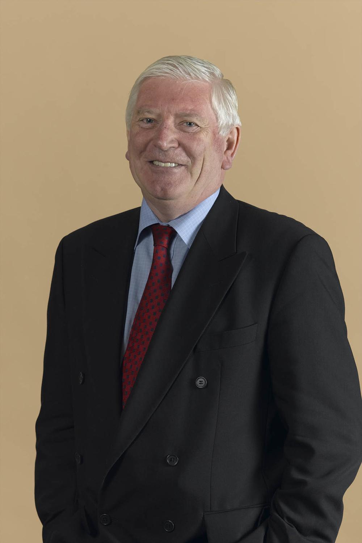Celtic Club President Brian Shanahan.