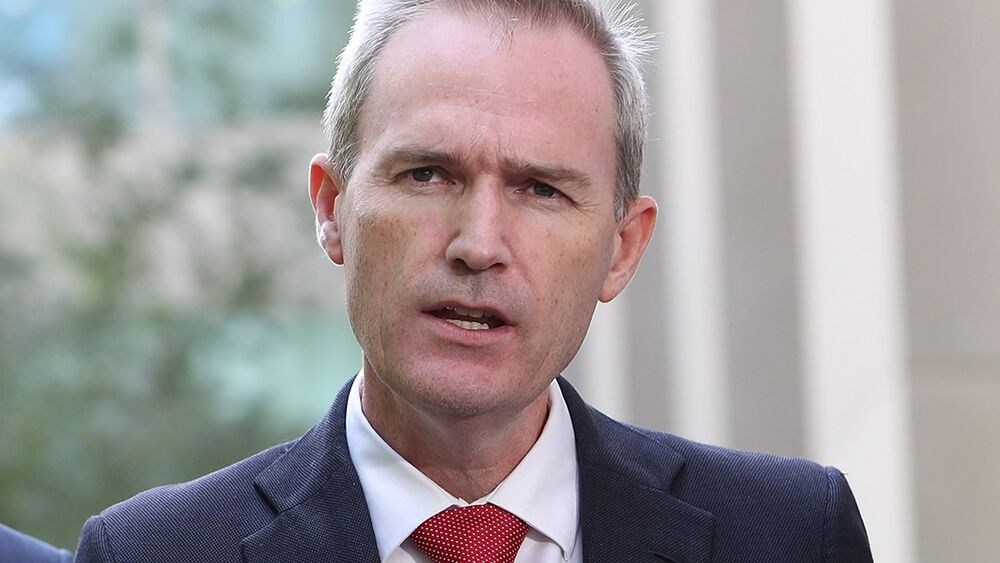 Immigration Minister David Coleman introduced the legislation in July.