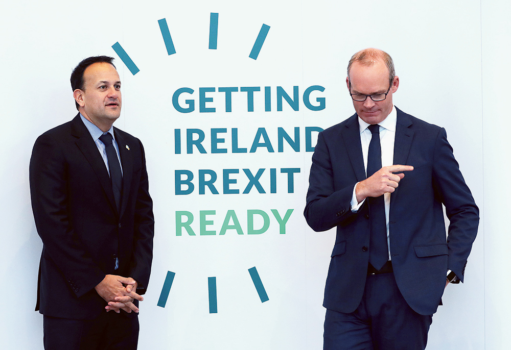 Taoiseach Leo Varadkar and Tánaiste Simon Coveney should be planning for a united Ireland, O'Toole says.