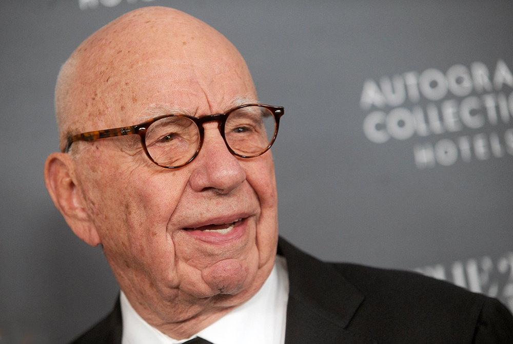 "Rupert Murdoch, O'Toole says, is ""one of the most negative forces in the world""."
