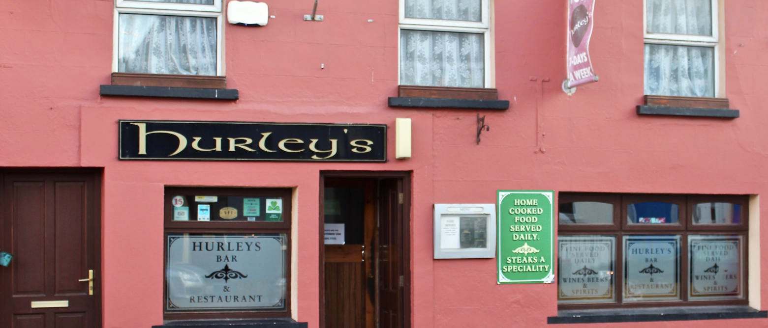 The Governor General hopes to visit Hurley's Bar in Ballinspittle. The pub first opened in 1864.
