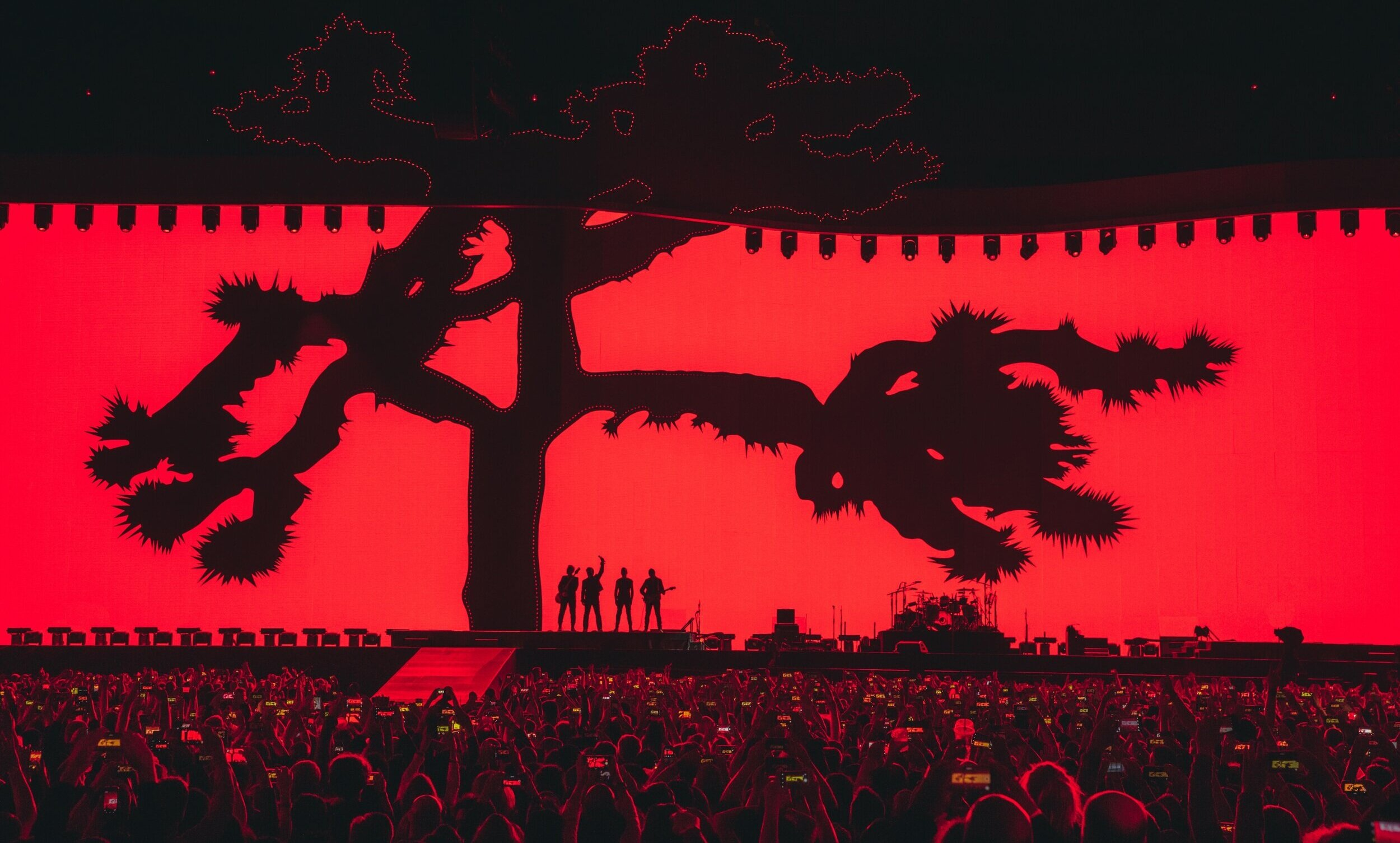 U2 will finally bring their renewed The Joshua Tree Tour to Australia from November 12.