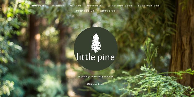 Little Pine Restaurant