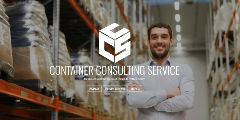 Container Consulting Service