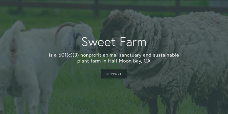Sweet Farm Animal Sanctuary