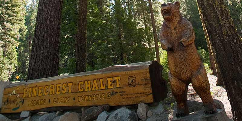 California Alumni Association - Pinecrest Chalet