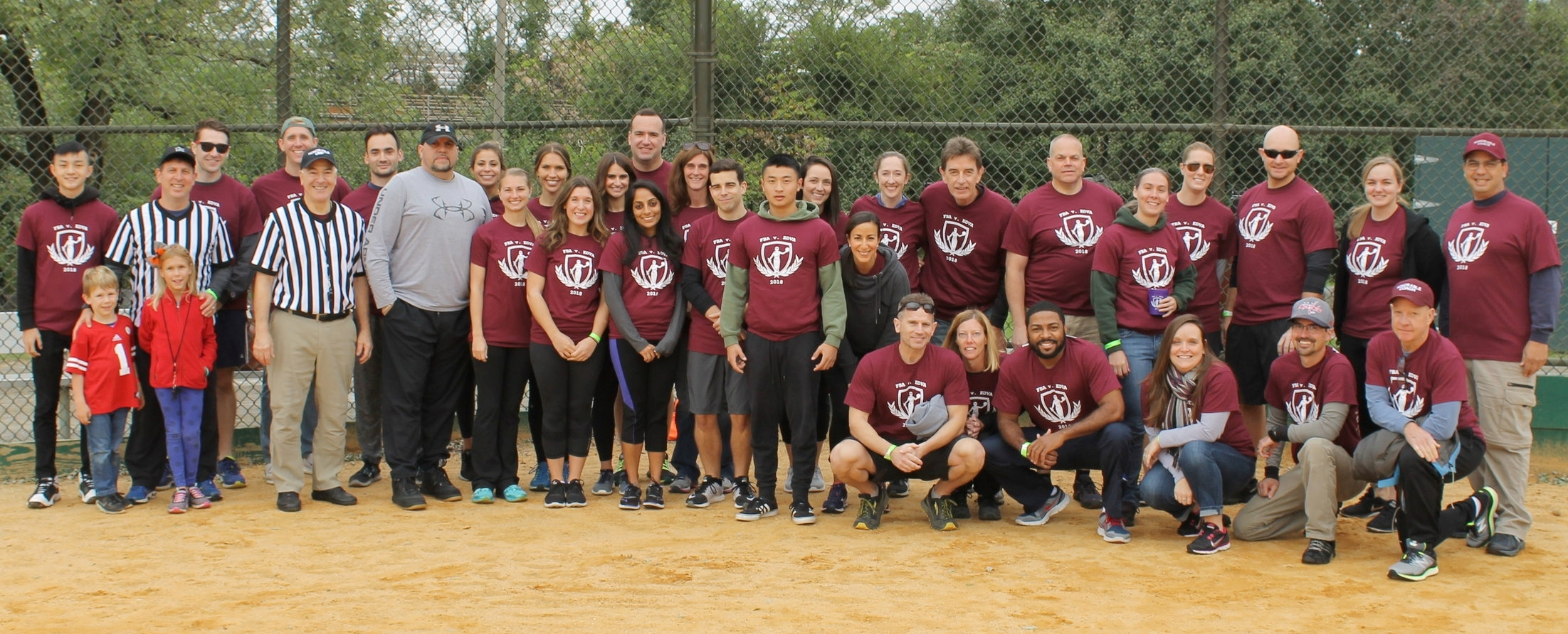 Courthouse Team, coached by Judge Nachmanoff and Judge O'Grady