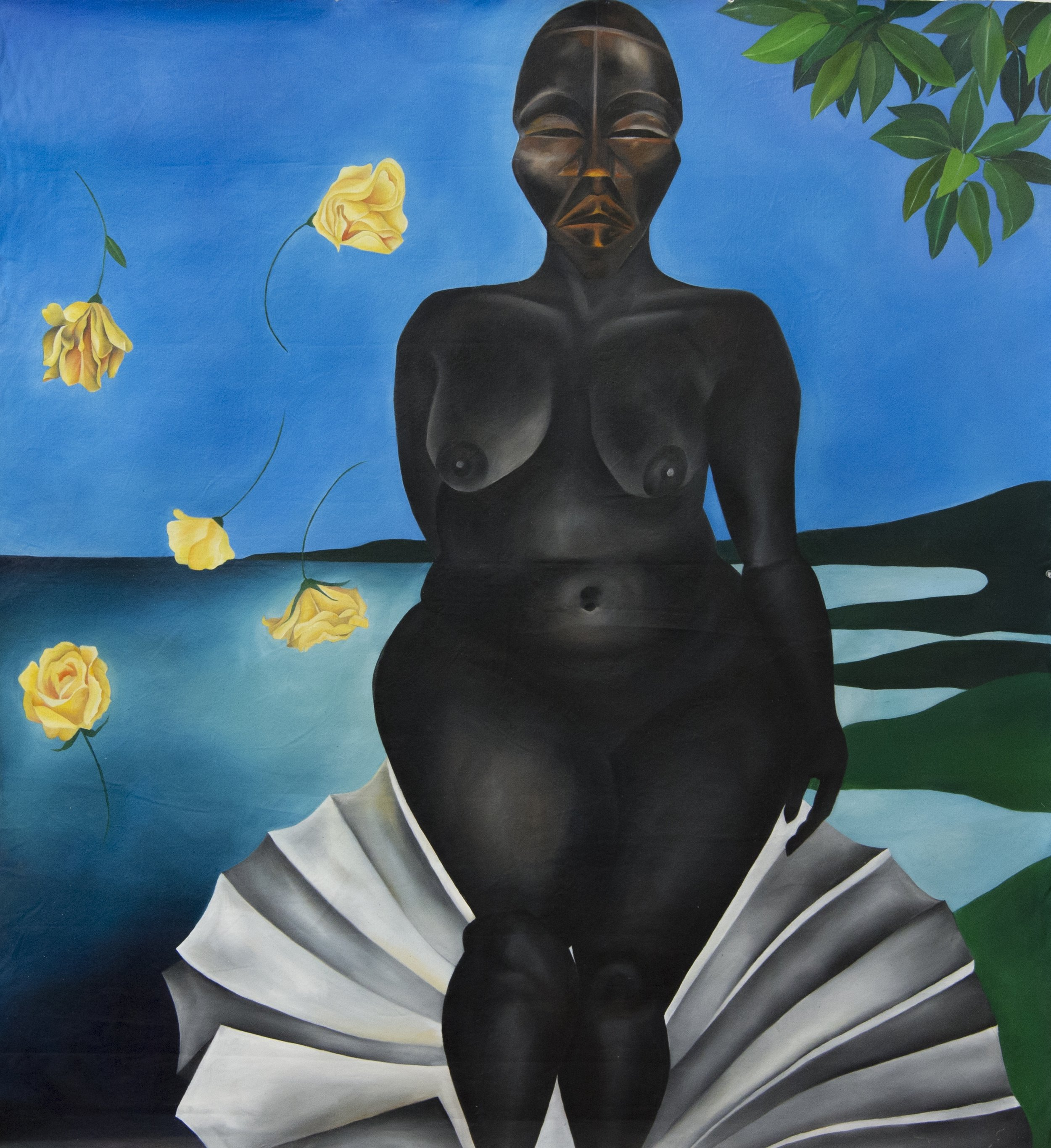 Mahari Chabwera – Birth of Oshun – $12,000