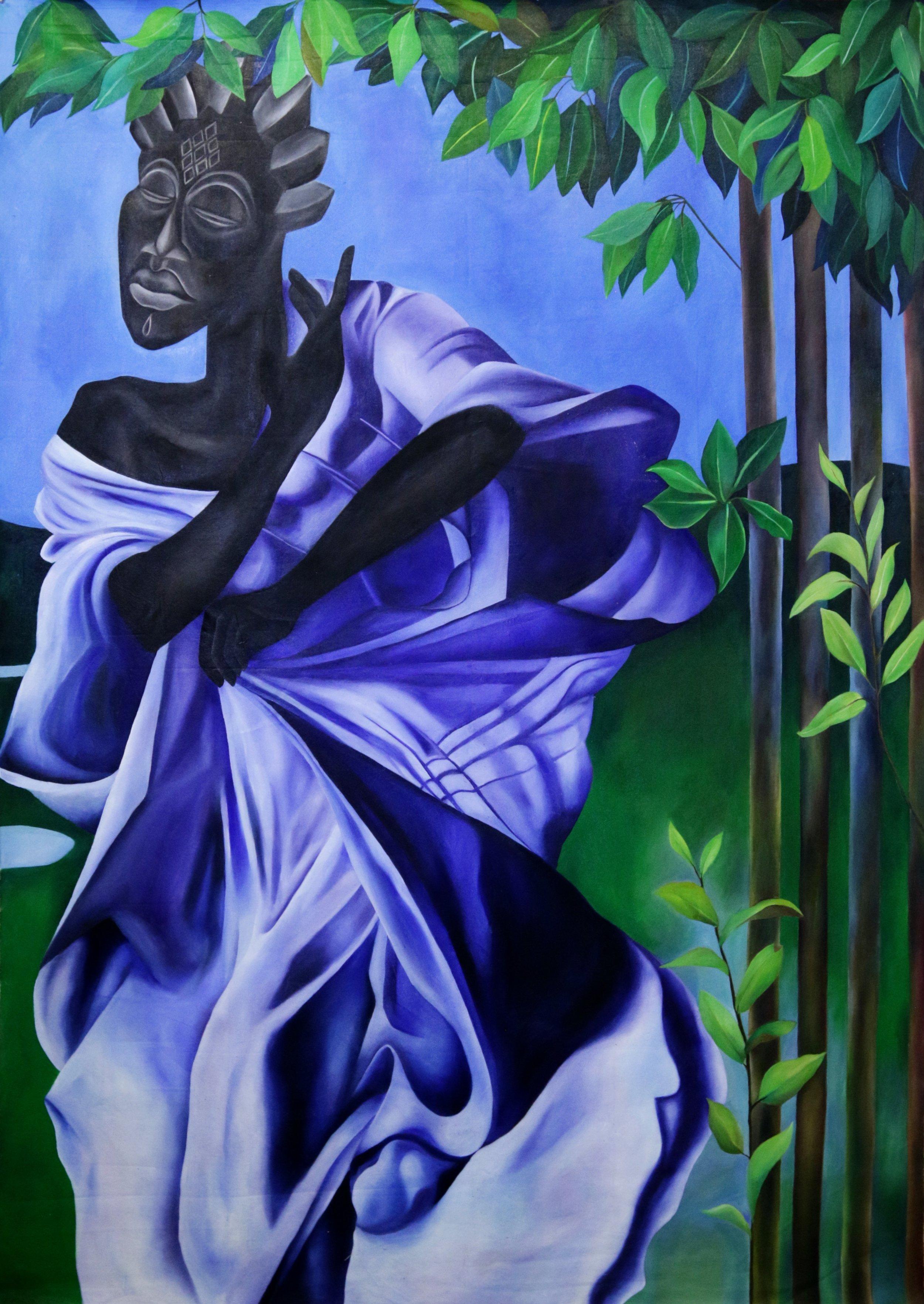 Mahari Chabwera – Grace Of Yemeyah – $16,000