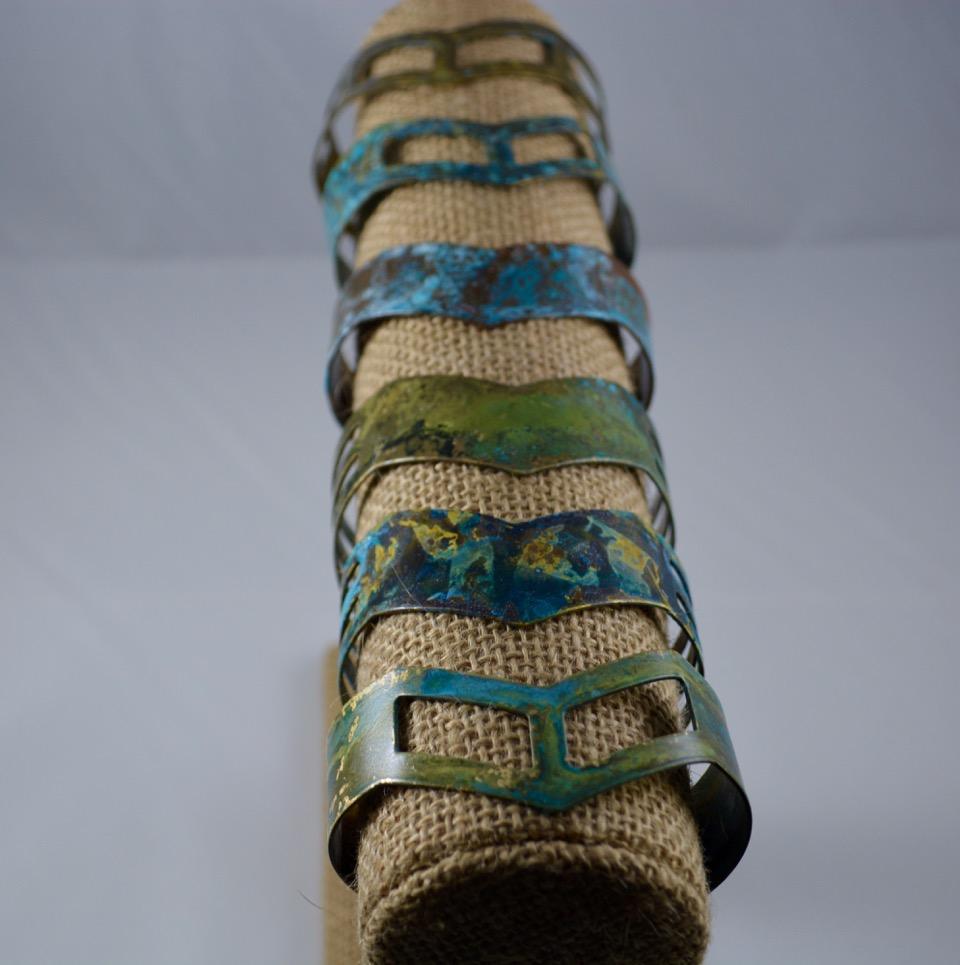 Jenny Mortas – Wonder Women Cuffs – $25/each
