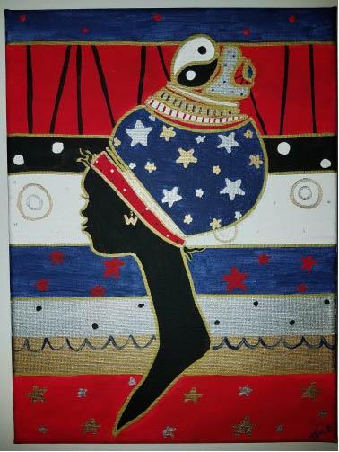 Katey Hicks – Untitled – $250
