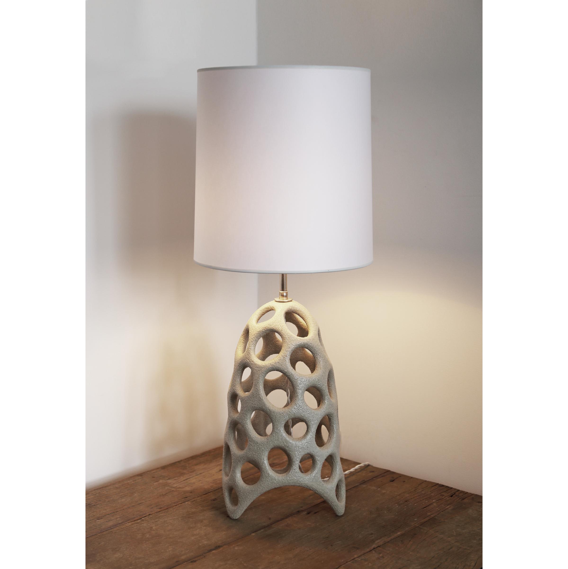 Cellular Lamp Base
