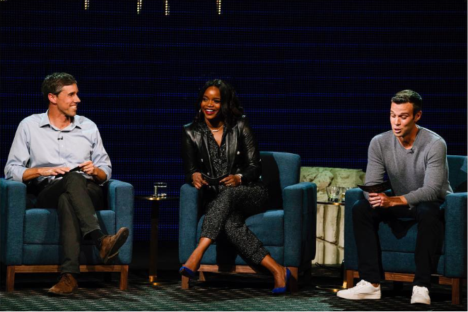 From cable news panels to docuseries, investigations and in-depth interviews, Brittany has appeared on networks including  HBO, CNN, NBC, PBS  and more. Click the image to watch her appearance on  HBO's Pod Save America.