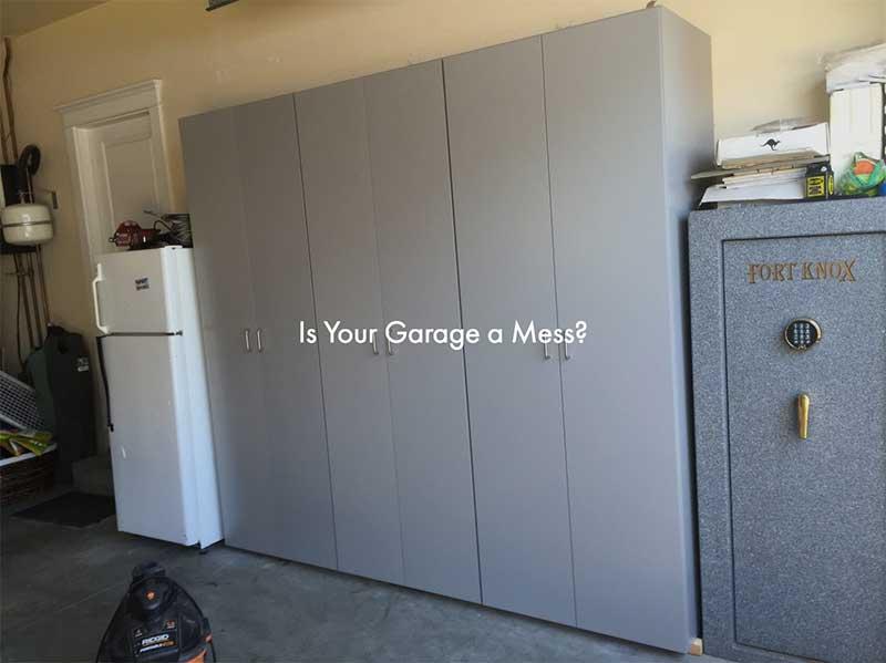 Garage Storage Solutions -