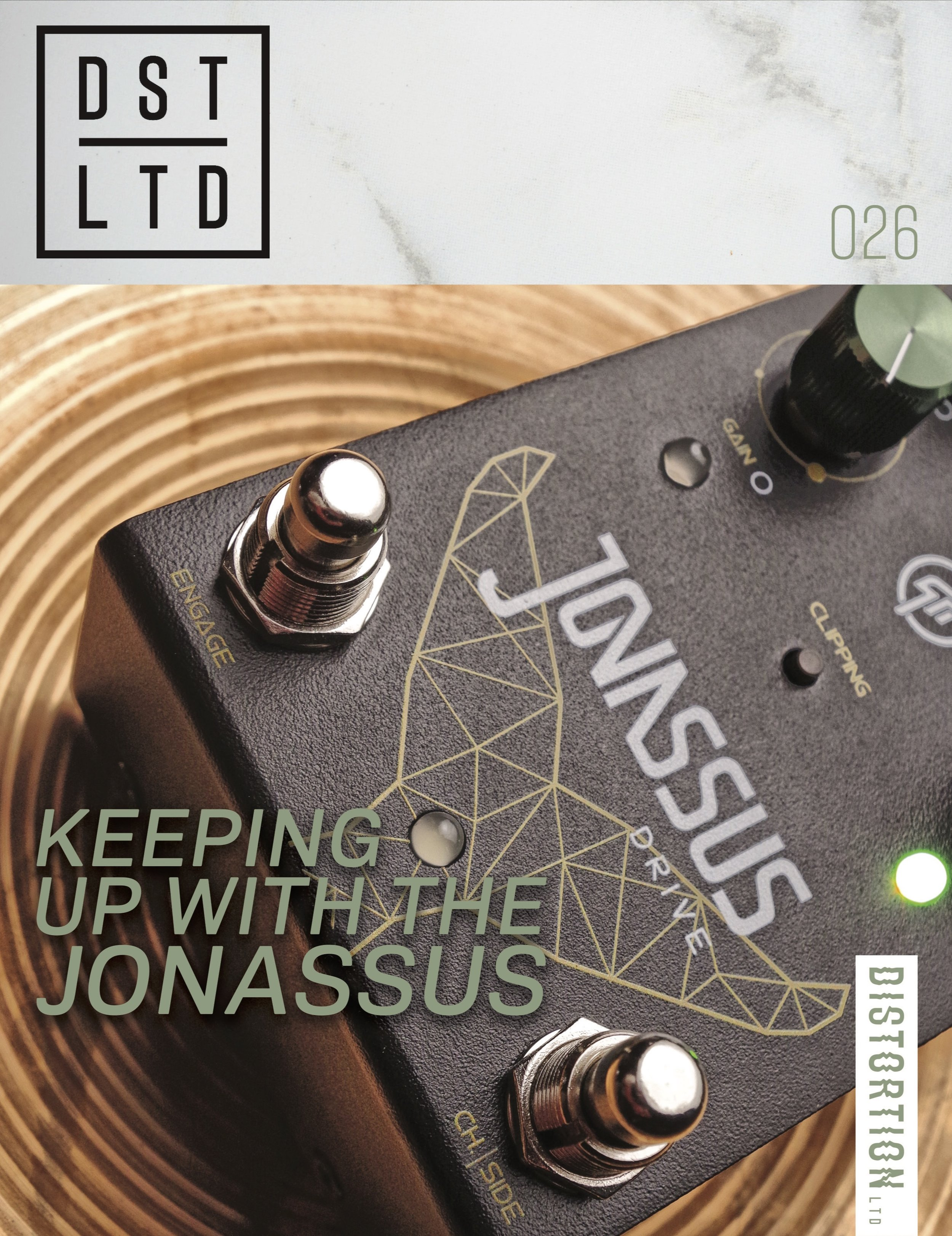 ISSUE 026 -